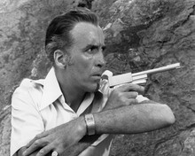 This is an image of Prints & Posters of Christopher Lee 103457