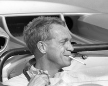 This is an image of Prints & Posters of Steve McQueen 103548