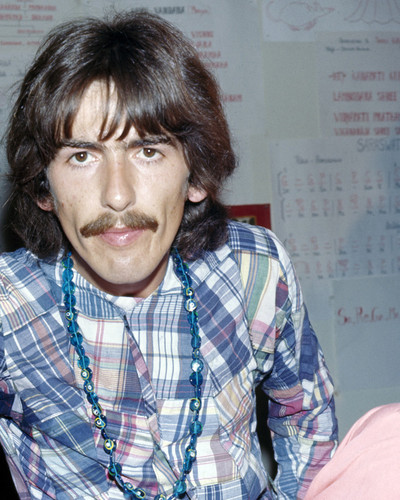 This is an image of Prints & Posters of George Harrison 299275