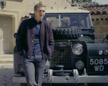 This is an image of Prints & Posters of Steve McQueen 299504