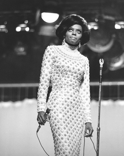 This is an image of Prints & Posters of Diana Ross 103599