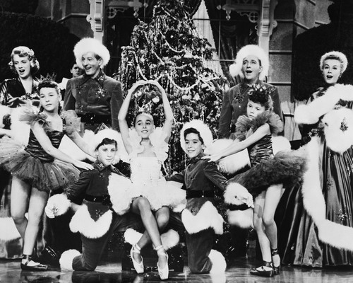 This is an image of Prints & Posters of White Christmas 103533