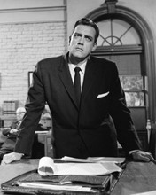 This is an image of Prints & Posters of Raymond Burr 103535