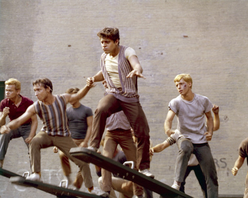This is an image of Prints & Posters of West Side Story 299318