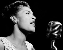 This is an image of Prints & Posters of Billie Holiday 103678