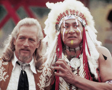 This is an image of Prints & Posters of Buffalo Bill and the Indians, or Sitting Bull's History Less 299572