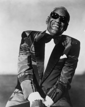 This is an image of Prints & Posters of Ray Charles 103766