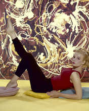 This is an image of Prints & Posters of Yvette Mimieux 299747