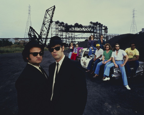 This is an image of Prints & Posters of The Blues Brothers 299618