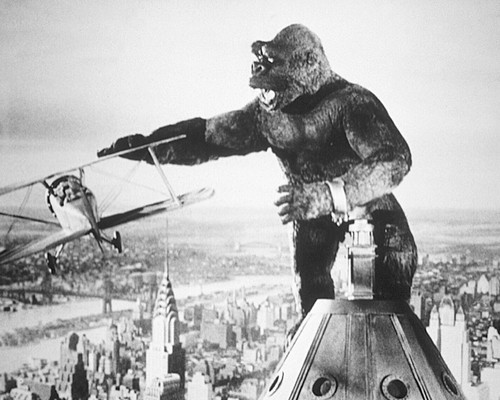 This is an image of Prints & Posters of King Kong 103716