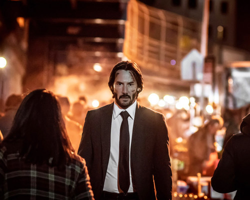 This is an image of Prints & Posters of Keanu Reeves 299881