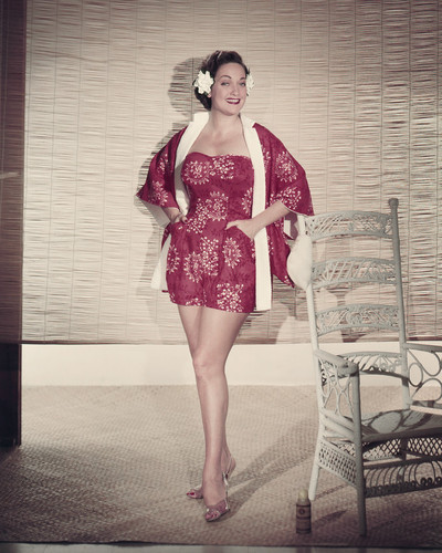 This is an image of Prints & Posters of Dorothy Lamour 201042
