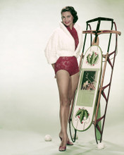 This is an image of Prints & Posters of Cyd Charisse 299893