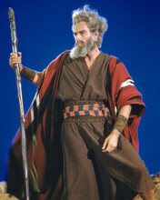 This is an image of Prints & Posters of Charlton Heston 299952