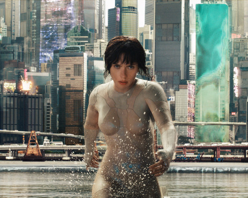 This is an image of Prints & Posters of Scarlett Johansson 201292
