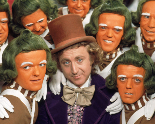 This is an image of Prints & Posters of Willy Wonka and the Chocolate Factory 201236