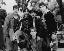 This is an image of Prints & Posters of The Basketball Diaries 104047
