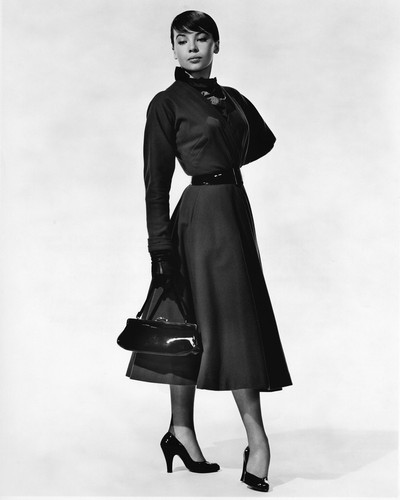 This is an image of Prints & Posters of Leslie Caron 104068