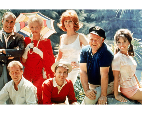This is an image of Prints & Posters of Gilligans Island 201693