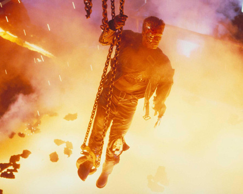 This is an image of Prints & Posters of Terminator 2: Judgment Day 201688