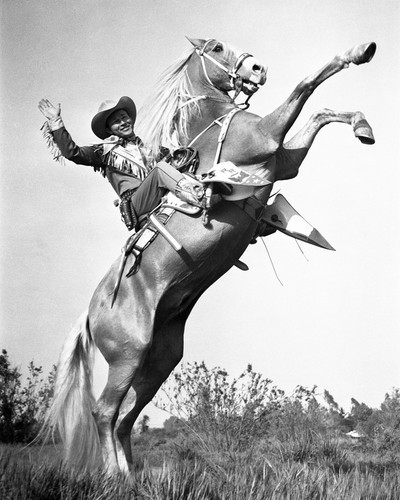 This is an image of Prints & Posters of Roy Rogers 104272