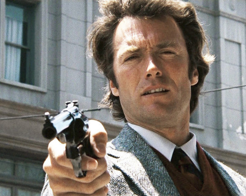 This is an image of Prints & Posters of Clint Eastwood 201846