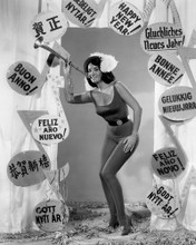 This is an image of Prints & Posters of Linda Cristal 104303