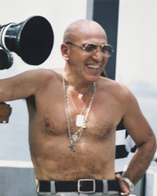 This is an image of Prints & Posters of Telly Savalas 201966