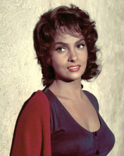 This is an image of Prints & Posters of Gina Lollobrigida 201932