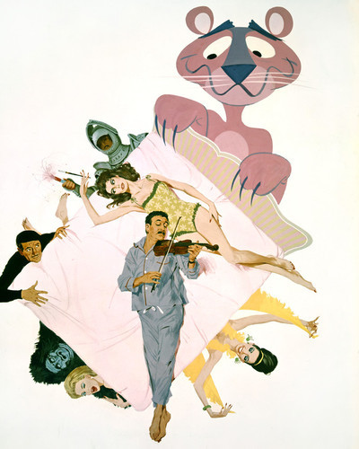 This is an image of Prints & Posters of Pink Panther 202029