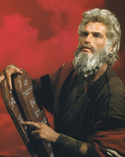 This is an image of Prints & Posters of Charlton Heston 202074