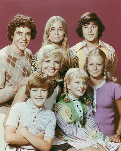 This is an image of Prints & Posters of The Brady Bunch 202095