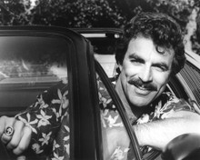This is an image of Prints & Posters of Tom Selleck 104488