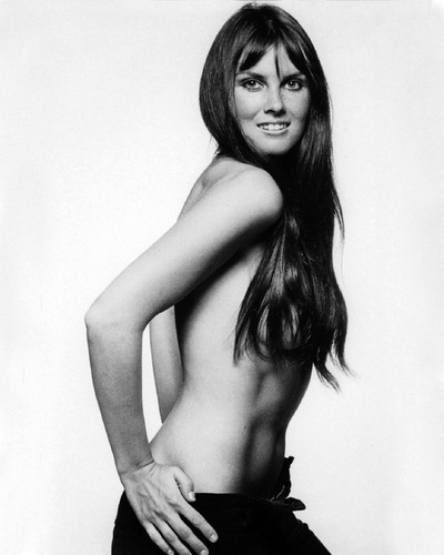 This is an image of Prints & Posters of Caroline Munro 104493