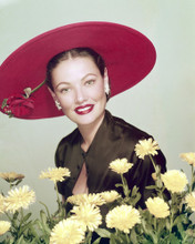 This is an image of Prints & Posters of Gene Tierney 202396