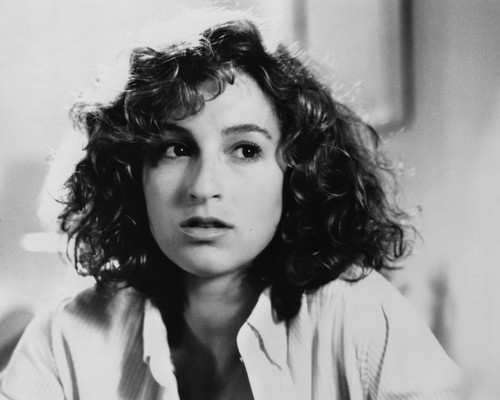 This is an image of Prints & Posters of Jennifer Grey 104527