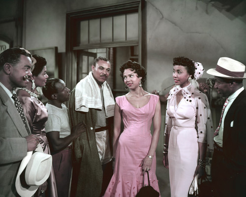 This is an image of Prints & Posters of Dorothy Dandridge 202468
