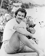 This is an image of 183 Tom Selleck Photograph & Poster