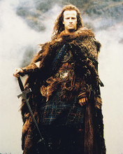 This is an image of 2834 Christopher Lambert Photograph & Poster