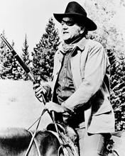 This is an image of 11661 John Wayne Photograph & Poster