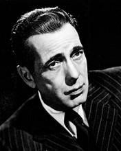 This is an image of 11672 Humphrey Bogart Photograph & Poster