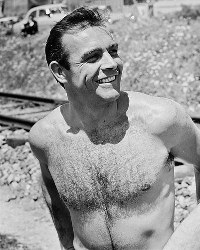 This is an image of 11768 Sean Connery Photograph & Poster