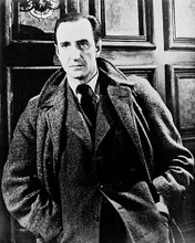 This is an image of 11804 Basil Rathbone Photograph & Poster