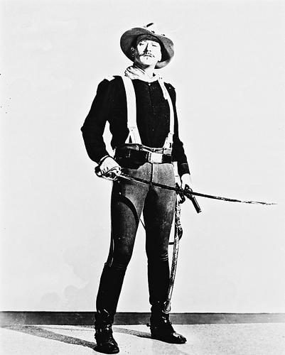 This is an image of 11884 John Wayne Photograph & Poster