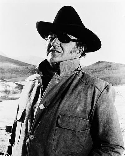 This is an image of 11962 John Wayne Photograph & Poster