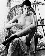 This is an image of 12069 Sylvia Kristel Photograph & Poster