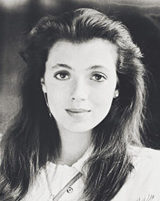 This is an image of 12180 Mia Sara Photograph & Poster