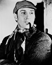 This is an image of 12350 Basil Rathbone Photograph & Poster