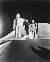 This is an image of 12407 The Day the Earth Stood Still Photograph & Poster