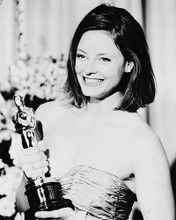 This is an image of 12410 Jodie Foster Photograph & Poster